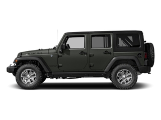 Tank Clearcoat 2016 Jeep Wrangler Unlimited Pictures Wrangler Unlimited Utility 4D Unlimited Rubicon 4WD V6 photos side view