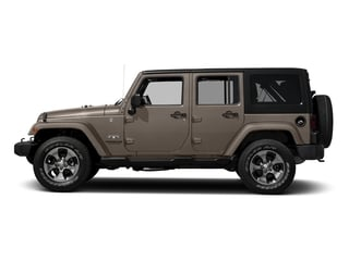 Mojave Sand Clearcoat 2016 Jeep Wrangler Unlimited Pictures Wrangler Unlimited Utility 4D Unlimited Sahara 4WD V6 photos side view