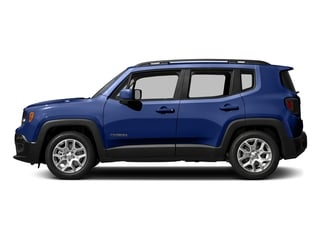 Jetset Blue 2016 Jeep Renegade Pictures Renegade Utility 4D Latitude AWD I4 photos side view