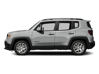 Glacier Metallic 2016 Jeep Renegade Pictures Renegade Utility 4D Latitude 2WD I4 photos side view