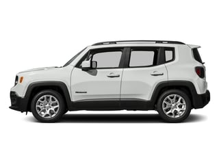 Alpine White 2016 Jeep Renegade Pictures Renegade Utility 4D Latitude 2WD I4 photos side view