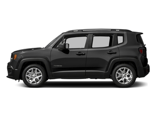 Black 2016 Jeep Renegade Pictures Renegade Utility 4D Latitude 2WD I4 photos side view