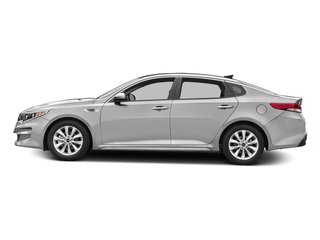 Sparkling Silver 2016 Kia Optima Pictures Optima Sedan 4D LX I4 photos side view