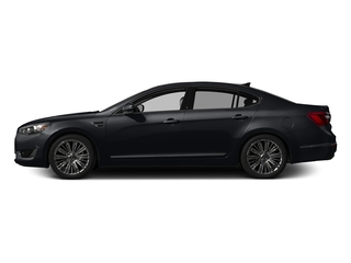 Aurora Black Pearl 2016 Kia Cadenza Pictures Cadenza Sedan 4D Limited V6 photos side view