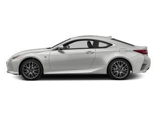 Eminent White Pearl 2016 Lexus RC 350 Pictures RC 350 Coupe 2D RC350 AWD V6 photos side view