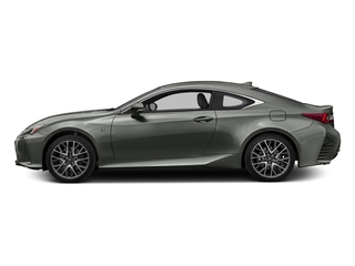 Atomic Silver 2016 Lexus RC 350 Pictures RC 350 Coupe 2D RC350 AWD V6 photos side view