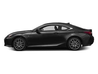 Obsidian 2016 Lexus RC 350 Pictures RC 350 Coupe 2D RC350 AWD V6 photos side view