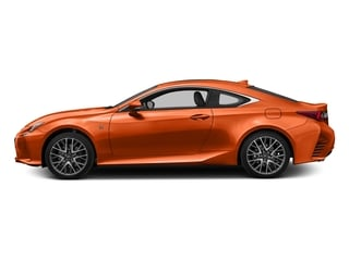 Molten Pearl 2016 Lexus RC 350 Pictures RC 350 Coupe 2D RC350 AWD V6 photos side view