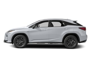 Ultra White 2016 Lexus RX 350 Pictures RX 350 Utility 4D AWD V6 photos side view