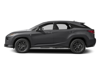 Nebula Gray Pearl 2016 Lexus RX 350 Pictures RX 350 Utility 4D AWD V6 photos side view