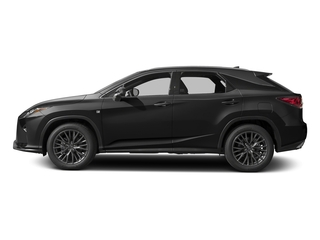 Obsidian 2016 Lexus RX 350 Pictures RX 350 Utility 4D AWD V6 photos side view
