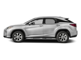 Silver Lining Metallic 2016 Lexus RX 350 Pictures RX 350 Utility 4D 2WD V6 photos side view