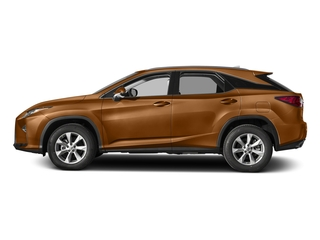 Autumn Shimmer 2016 Lexus RX 350 Pictures RX 350 Utility 4D 2WD V6 photos side view