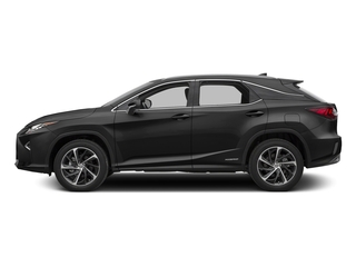 Obsidian 2016 Lexus RX 450h Pictures RX 450h Utility 4D 2WD V6 Hybrid photos side view