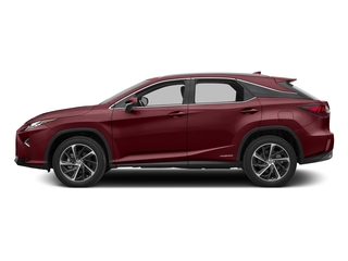 Matador Red Mica 2016 Lexus RX 450h Pictures RX 450h Utility 4D 2WD V6 Hybrid photos side view