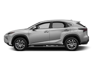 Silver Lining Metallic 2016 Lexus NX 200t Pictures NX 200t Utility 4D NX200t 2WD I4 Turbo photos side view