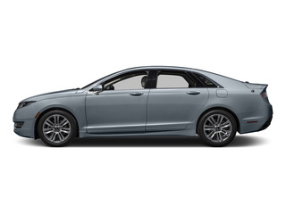 Luxe Metallic 2016 Lincoln MKZ Pictures MKZ Sedan 4D EcoBoost I4 Turbo photos side view