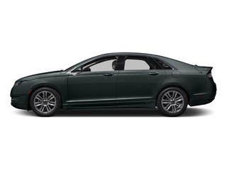 Guard Metallic 2016 Lincoln MKZ Pictures MKZ Sedan 4D EcoBoost I4 Turbo photos side view