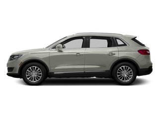 Crystal Silver 2016 Lincoln MKX Pictures MKX Utility 4D Black Label 2WD V6 photos side view