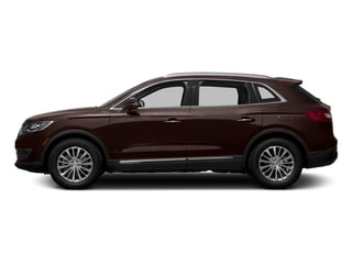 Chroma Couture Dark Brown (Chromoflare) 2016 Lincoln MKX Pictures MKX Utility 4D Black Label 2WD V6 photos side view