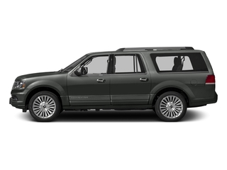 Magnetic Metallic 2016 Lincoln Navigator L Pictures Navigator L Utility 4D Select 2WD V6 Turbo photos side view