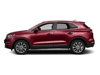 Ruby Red Metallic Tinted Clearcoat 2016 Lincoln MKC Pictures MKC Utility 4D Premiere AWD I4 Turbo photos side view