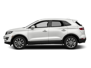 White Platinum Metallic Tri-Coat 2016 Lincoln MKC Pictures MKC Utility 4D Premiere AWD I4 Turbo photos side view
