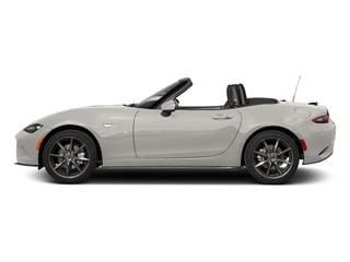 Crystal White Pearl 2016 Mazda MX-5 Miata Pictures MX-5 Miata Convertible 2D GT I4 photos side view