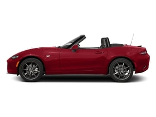 Soul Red Metallic 2016 Mazda MX-5 Miata Pictures MX-5 Miata Convertible 2D GT Launch I4 photos side view