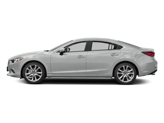 Snowflake White Pearl Mica 2016 Mazda Mazda6 Pictures Mazda6 Sedan 4D i Touring I4 photos side view