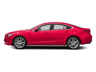 Soul Red Metallic 2016 Mazda Mazda6 Pictures Mazda6 Sedan 4D i Touring I4 photos side view