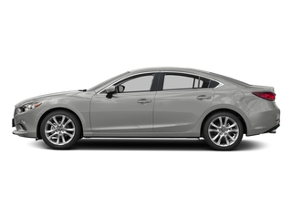 Sonic Silver Metallic 2016 Mazda Mazda6 Pictures Mazda6 Sedan 4D i Touring I4 photos side view