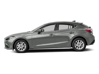 Liquid Silver Metallic 2016 Mazda Mazda3 Pictures Mazda3 Wagon 5D i GT I4 photos side view