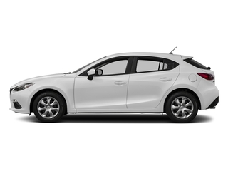 Snowflake White Pearl Mica 2016 Mazda Mazda3 Pictures Mazda3 Wagon 5D i Sport I4 photos side view