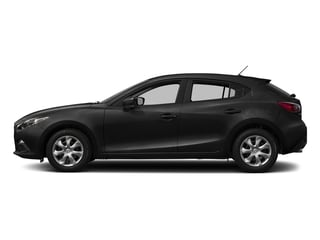Jet Black Mica 2016 Mazda Mazda3 Pictures Mazda3 Wagon 5D i Sport I4 photos side view
