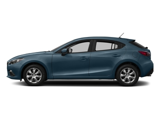 Deep Crystal Blue Mica 2016 Mazda Mazda3 Pictures Mazda3 Wagon 5D i Sport I4 photos side view