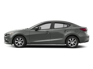 Liquid Silver Metallic 2016 Mazda Mazda3 Pictures Mazda3 Sedan 4D i Sport I4 photos side view