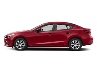Soul Red Metallic 2016 Mazda Mazda3 Pictures Mazda3 Sedan 4D i Sport I4 photos side view