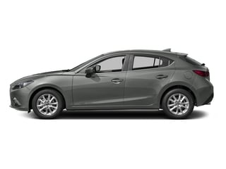 Liquid Silver Metallic 2016 Mazda Mazda3 Pictures Mazda3 Wagon 5D s Touring I4 photos side view