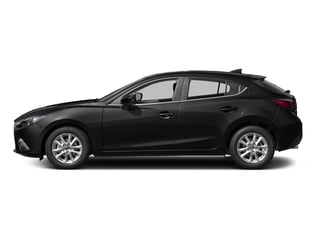 Jet Black Mica 2016 Mazda Mazda3 Pictures Mazda3 Wagon 5D s Touring I4 photos side view