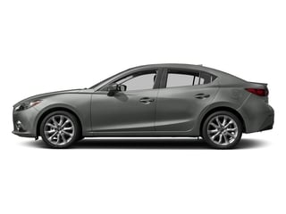 Liquid Silver Metallic 2016 Mazda Mazda3 Pictures Mazda3 Sedan 4D s Touring I4 photos side view