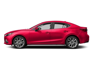 Soul Red Metallic 2016 Mazda Mazda3 Pictures Mazda3 Sedan 4D s Touring I4 photos side view