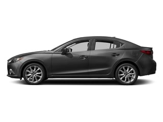Meteor Gray Mica 2016 Mazda Mazda3 Pictures Mazda3 Sedan 4D s Touring I4 photos side view
