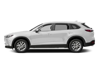 Snowflake White Pearl Mica 2016 Mazda CX-9 Pictures CX-9 Utility 4D Sport 2WD I4 photos side view