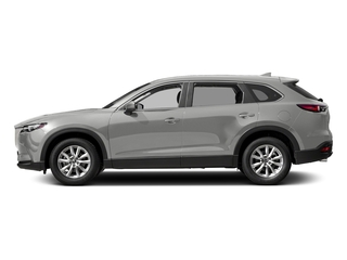 Sonic Silver Metallic 2016 Mazda CX-9 Pictures CX-9 Utility 4D Sport 2WD I4 photos side view