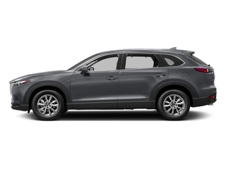 Machine Gray Metallic 2016 Mazda CX-9 Pictures CX-9 Utility 4D Touring 2WD I4 photos side view
