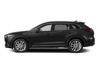 Jet Black Mica 2016 Mazda CX-9 Pictures CX-9 Utility 4D GT AWD I4 photos side view