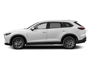 Snowflake White Pearl Mica 2016 Mazda CX-9 Pictures CX-9 Utility 4D Touring AWD I4 photos side view