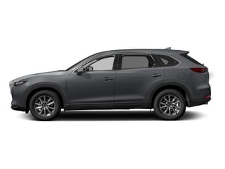 Machine Gray Metallic 2016 Mazda CX-9 Pictures CX-9 Utility 4D Touring AWD I4 photos side view