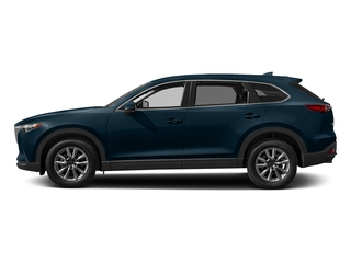 Deep Crystal Blue Mica 2016 Mazda CX-9 Pictures CX-9 Utility 4D Sport AWD I4 photos side view